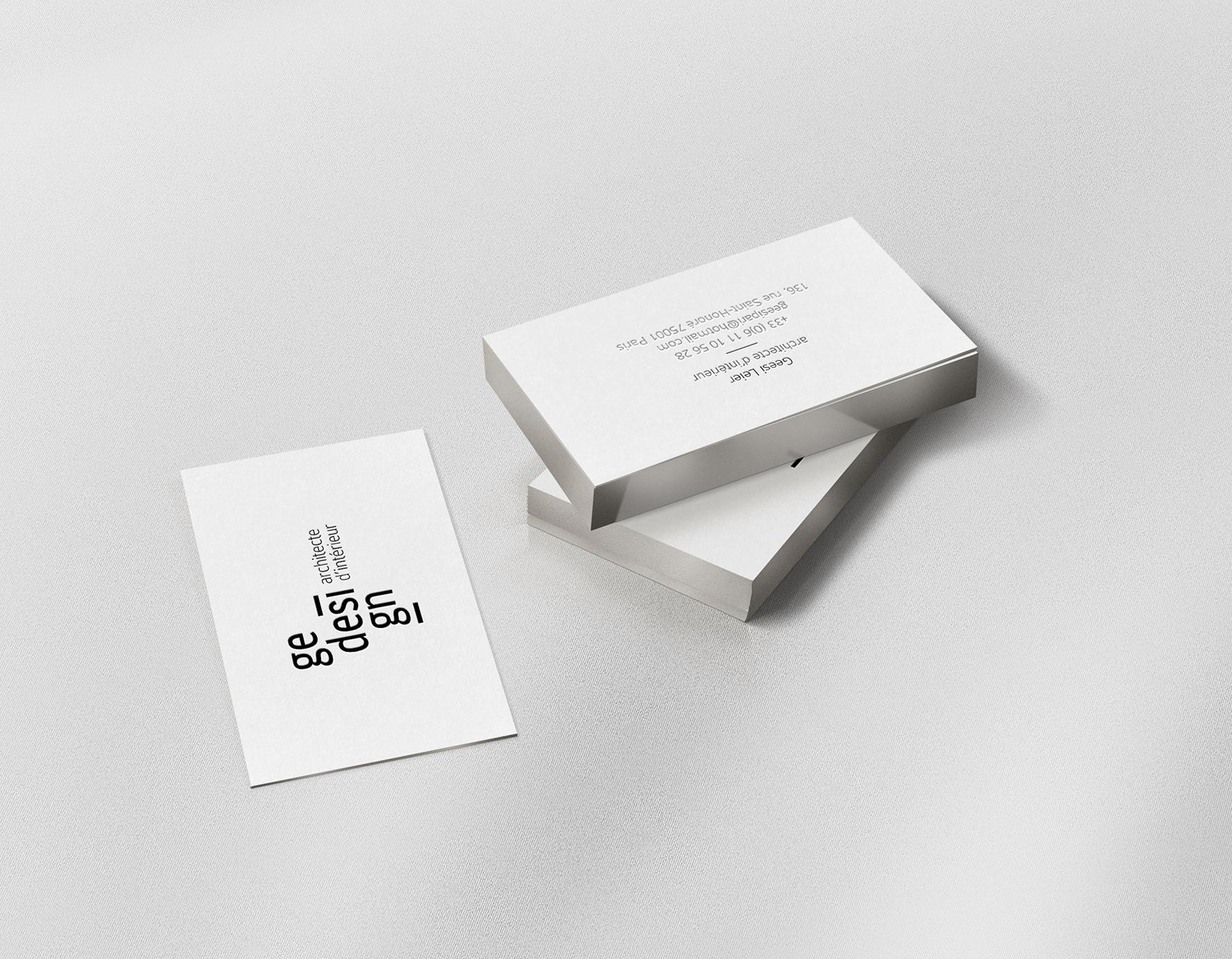DOROTADOLENC_02 stationery_GEDESIGN_letterpress Bcard